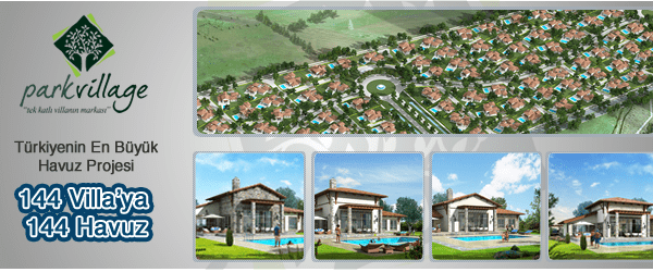 proje ana1 600x250 - 144 Villa, 144 Havuz