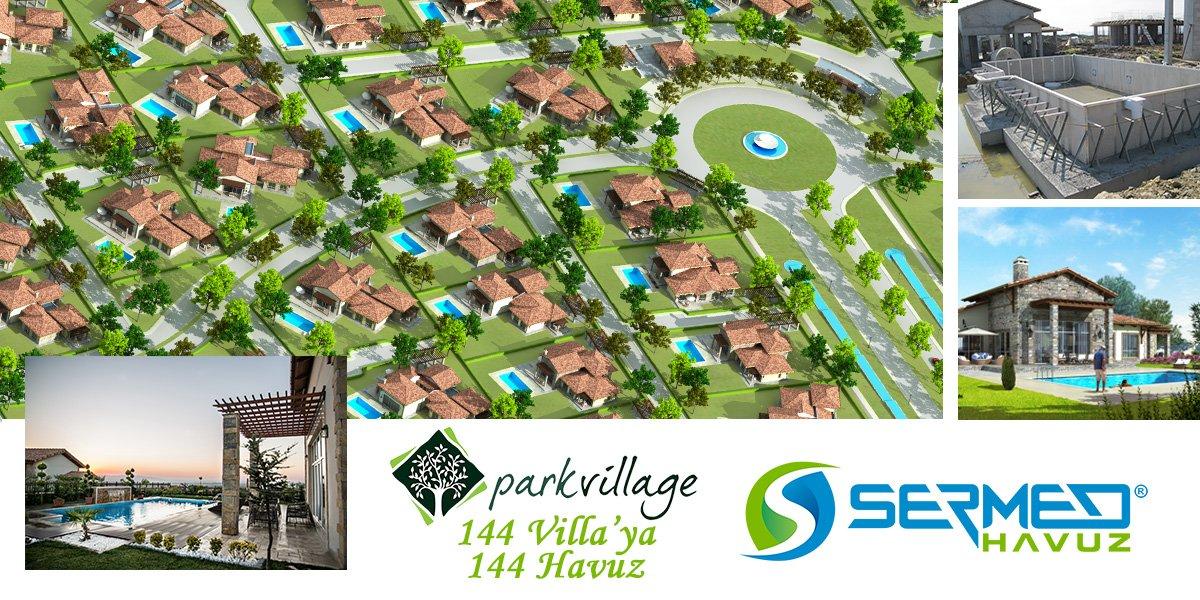 park village toplu proje - Toplu Projeler