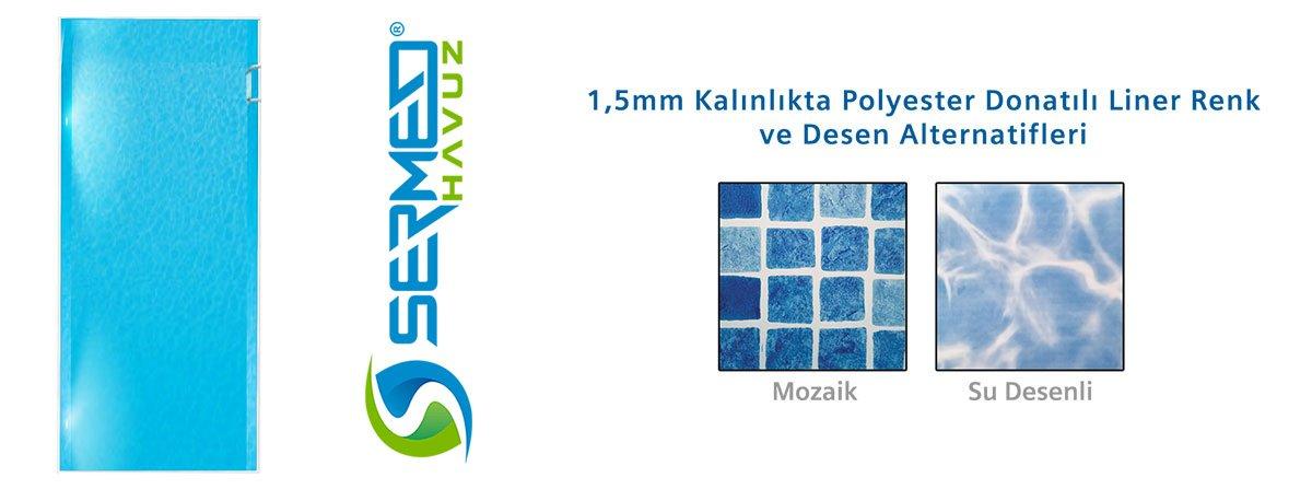 sermed havuz panel havuz - Fipool Skimmerli Prefabrik Portatif Hazır Havuz
