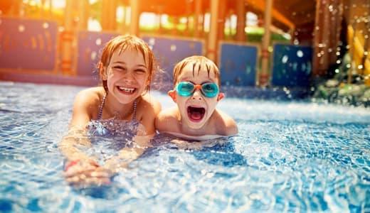 Çocuk Dostu Havuz Özellikleri