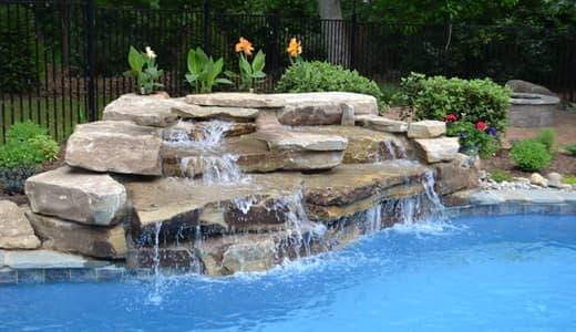 Havuz Şelale Yapımı