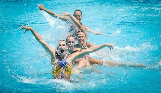 Prefabrik Havuzda Spor Zamanı